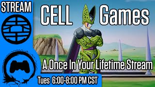 The Cell Games - Stream Four Star - Dragonball Z Budokai HD Collection