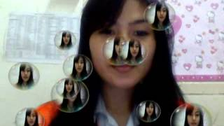 Petra Sihoming-mine#lipsing#office ;;)