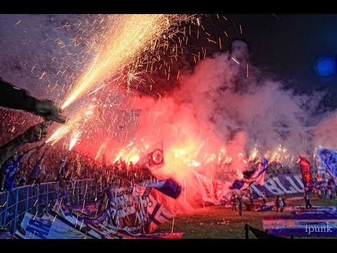 Attraction from Aremania - Football fans from indonesia - The best suporter in indonesia