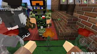 Explore the world:hide and seek mini game