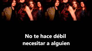 beautiful with you- Halestorm (sub español)