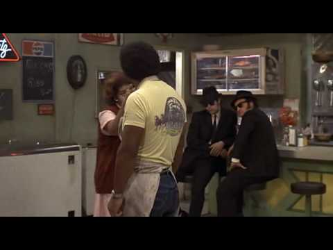 The Blues Brothers(1980) You Better Think -  Arertha Franklin