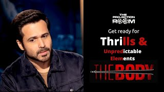 Lot of Thrills, Unpredictable Elements In The Body | Emraan Hashmi, Vedhika | The Projection Room