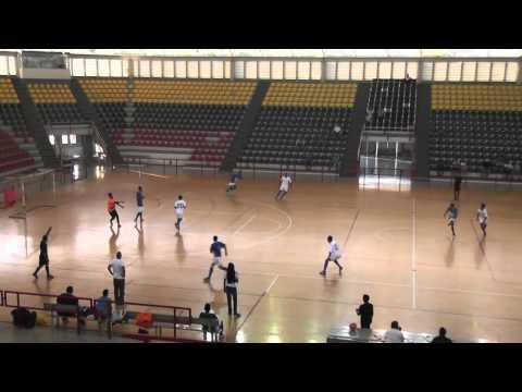 Dep. Lucas Vs Estudiantes de Guarico. LNFSV Torneo Clausura 2014 3º parte.