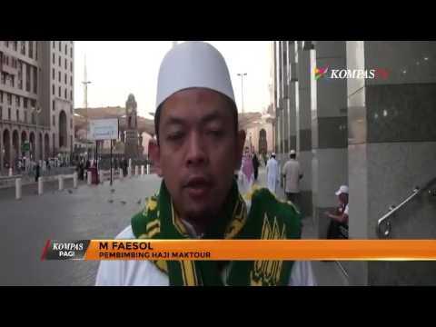 Harga tata cara haji umrah dan hukum shalat di masjid nabawi