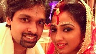 Shreya Ghoshal secret marriage moments with Shiladitya
