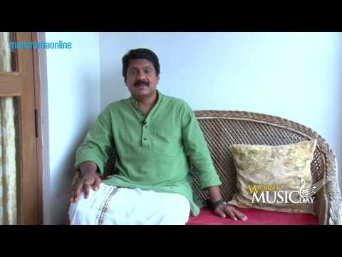 Manorama Online | Music Day Wishes | G Venugopal