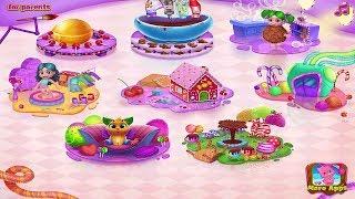 Trò Chơi Làm Bánh Kẹo, Socola, Kẹo Mút – Game Vui Cho Bé
