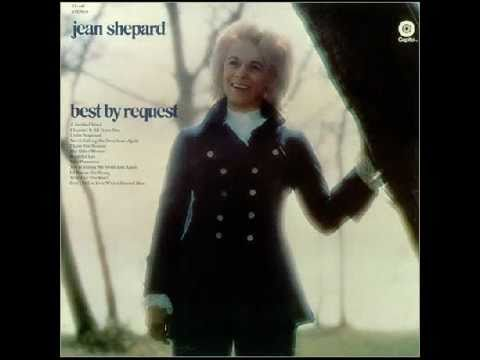 Jean Shepard - If You Were Losing Him To Me