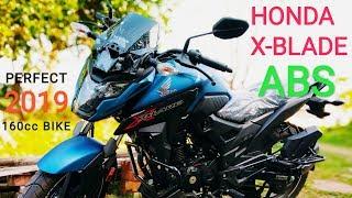 Honda X blade abs 2019 details #XBLADE