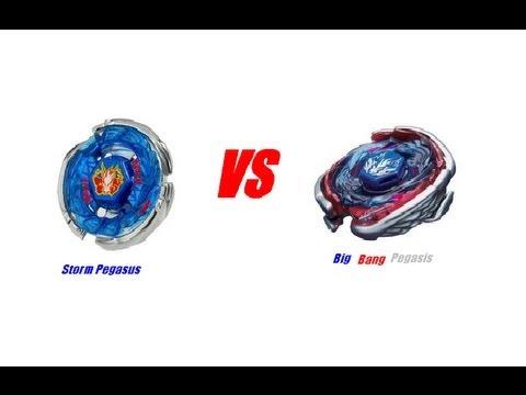 Storm Pegasus vs Big Bang Pegasis HD - YouTube