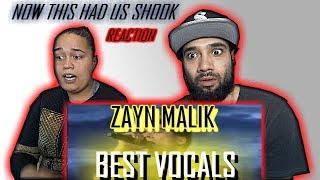 Download Lagu ZAYN MALIK - BEST VOCALS   HIGH NOTES   REACTION Gratis STAFABAND