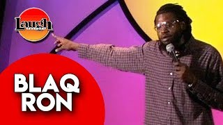 Blaq Ron | Tight Clothes and Getting in Fights | Laugh Factory Chicago Stand Up Comedy
