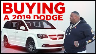 BUYING A 2019 DODGE CARAVAN FOR FILMING