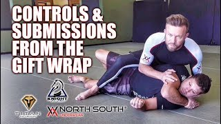 Jiu-Jitsu Positions & Submissions | The Gift Wrap