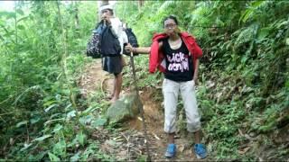 Tracking Extreme inspector enny 6 jam Desa Cibeo Baduy Dalam Banten