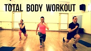 Total Body Workout - Arla Kvarg
