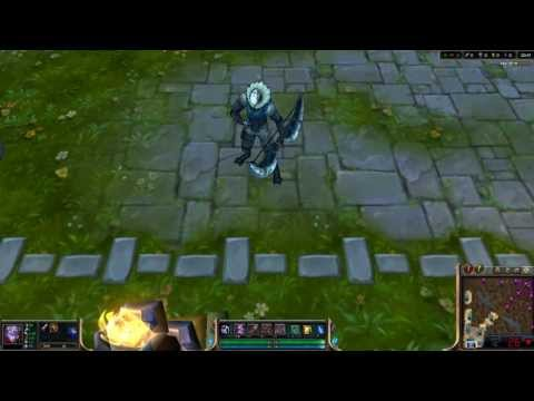 Nuevas animaciones Reanimacion y Barrera League of Legends