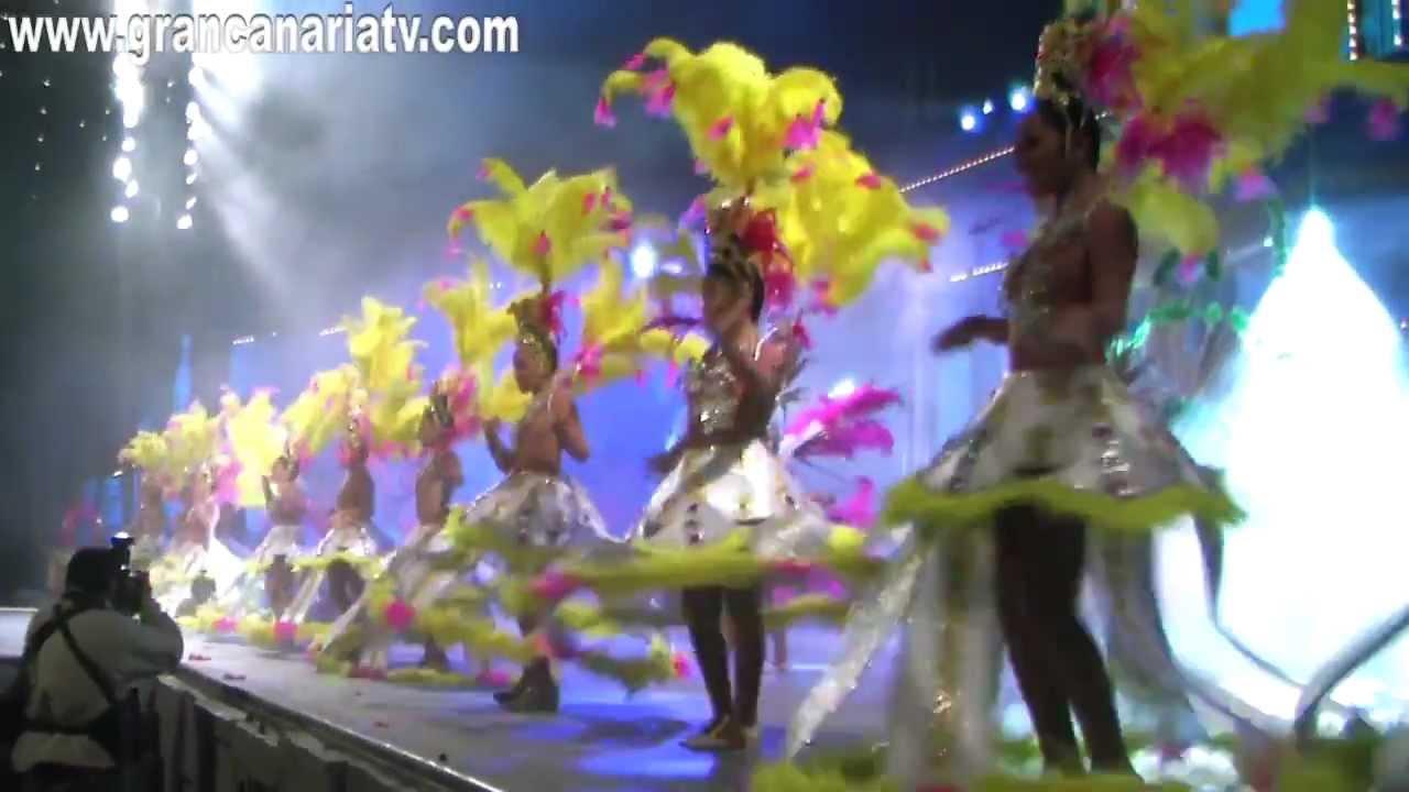 Kisamba actuaci n gala comparsas infantiles carnaval las palmas de gran canaria 2013 youtube - Gran canaria tv com ...