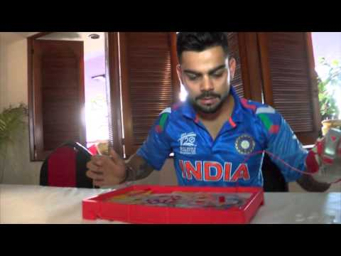 ICC World T20 Speed Operation - India & South Africa