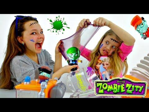 Распаковка игрушек! Развивающее видео для детей.