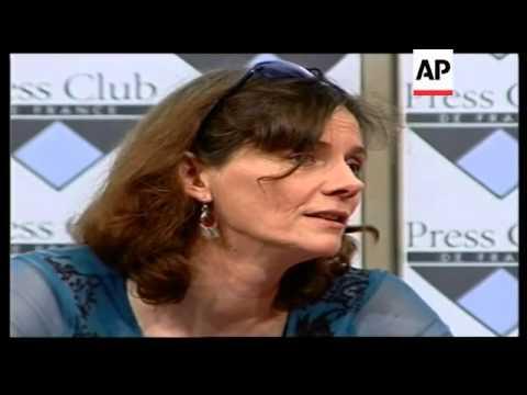 Journalist describes her five months in captivity in Iraq