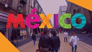 First Time in Mexico City, Mexico