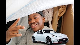 370z Nismo Conversion Kit Unboxing from Z1 Motorsports! *plus more*