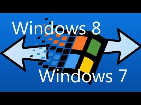 Como crear un ARRANQUE DUAL con WINDOWS 8 y WINDOWS 7