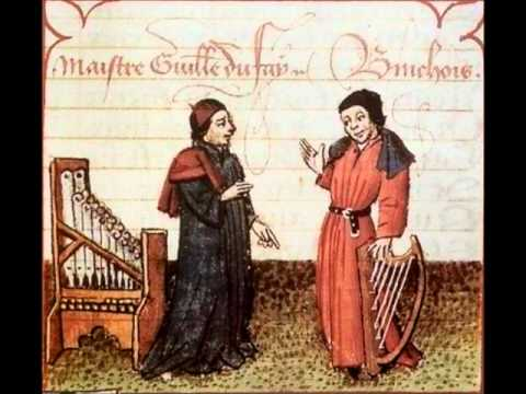 Guillaume Dufay - Ce moys de may