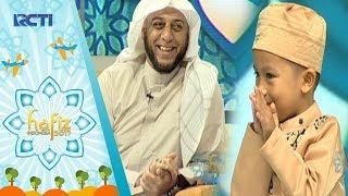 HAFIZ INDONESIA - Lucunya Luqman Ketika Ditanya Syeikh Ali Jaber [1 Juni 2017]