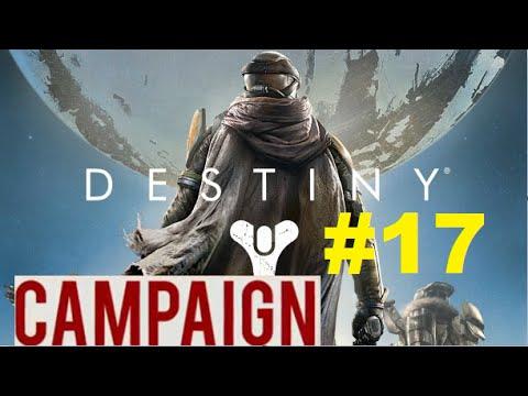 Destiny Campaign Let's Play W/ WonderWooDz #17