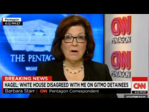 Chuck Hagel Admits He Felt Pressure from the White House on Gitmo Detainess fro