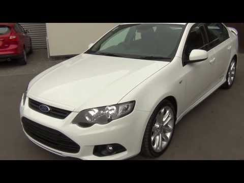 Ford Falcon XR6 Luxury Pack-2014