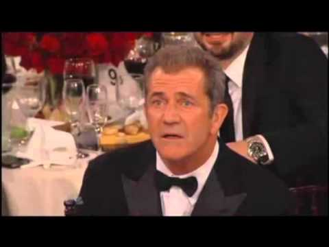 Jodie Foster's Coming Out • (JOKE EDIT) Mel Gibson's reaction