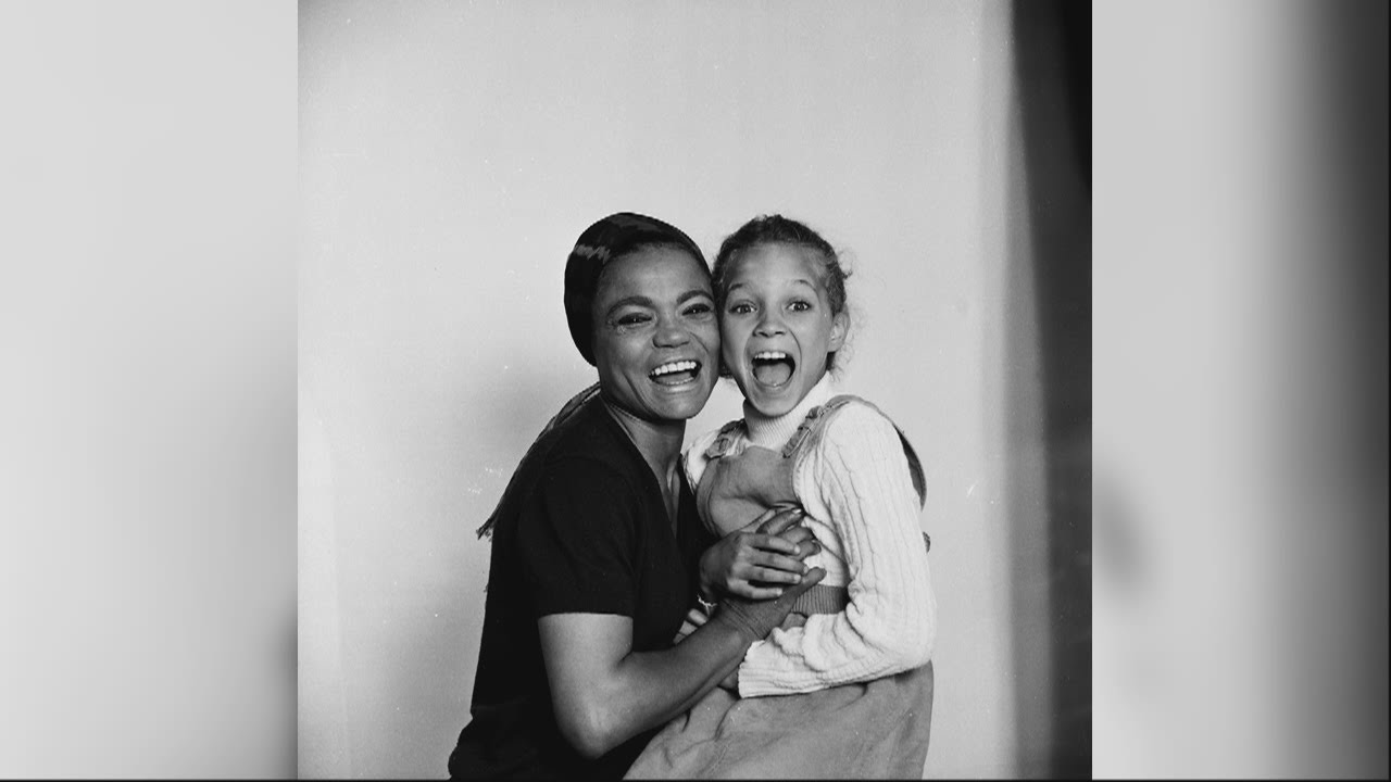Eartha Kitt s daughter...