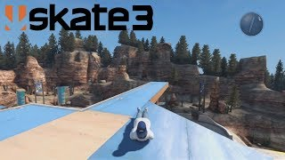 SKATE 3 EXPERIENCES INCROYABLES, MEGA JUMP, EPIC TRICKS ETC