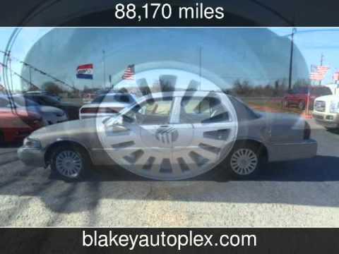 2007 Mercury Grand Marquis LS Used Cars - Shreveport,Louisiana - 2016-02-12