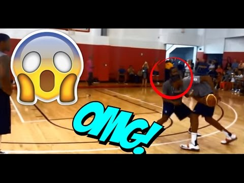USA Basketball CRAZY 1 On 1 Session Ft  Kyrie Irving & D'angelo Russell