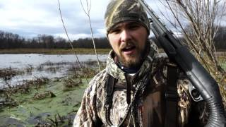 Mississippi River Duck Hunting in Wisconsin | Cabela's Northern Flight