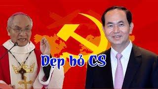 Tin vui-Tiếp nhận cảnh báo đất nước lâm nguy của GM Hoàng Đức Oanh, Trần Đại Quang sẽ dẹp bỏ ĐCS