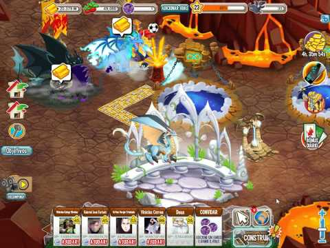 dragon city como conseguir dragão puros e lendarios