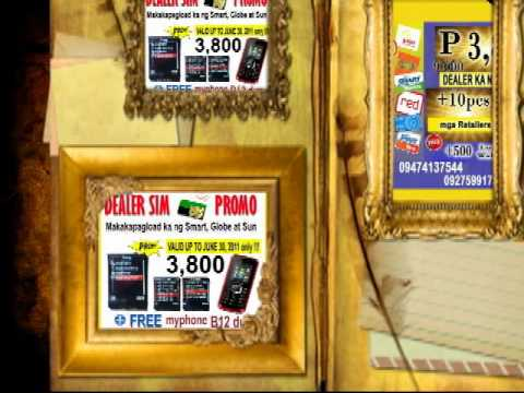 BUSINESS OPPORTUNITY - SMART - GLOBE - SUN PROMO PACKAGE.wmv