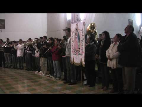 churintzio michoacan 2009 mañanitas a la virgen barrio del malenton día 11