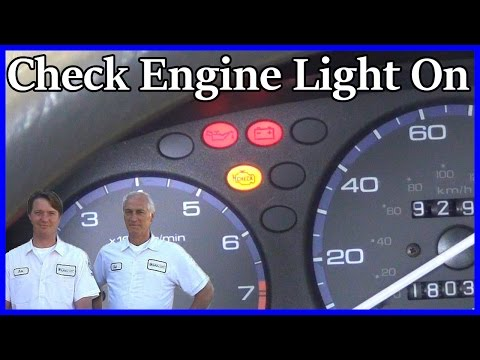 FIX YOUR CHECK ENGINE LIGHT IN 20 MINUTES!!