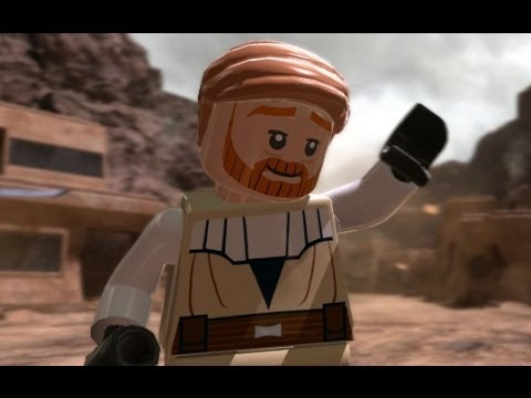 LEGO Star Wars III: The Clone Wars - 100% Guide #18 - Innocents of Ryloth (All Minikits)