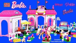 Mega Bloks Barbie Build n