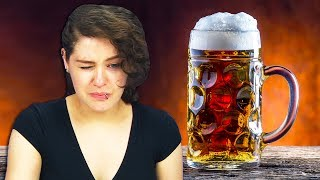 People Try Alcohol For The First Time