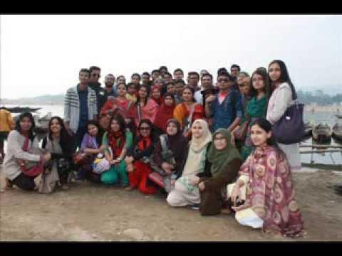 Life  The Department Of English, Dhaka University:  'krishnachura' Docu Show video