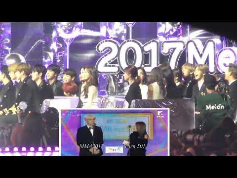 BTS SUGA & SURAN HOT TREND Award